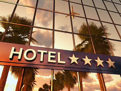 Pick up and Drop off for Hotels